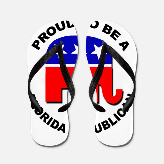 Proud Florida Republican Flip Flops