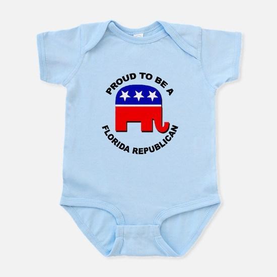 Proud Florida Republican Infant Bodysuit