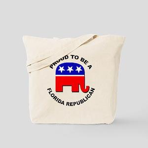Proud Florida Republican Tote Bag