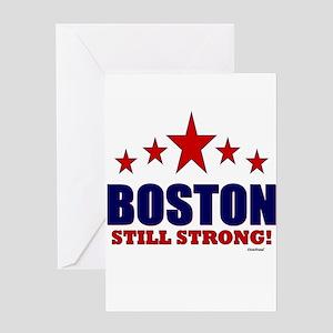Boston Still Strong Greeting Card