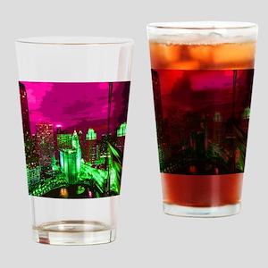 Chicago 005 Drinking Glass