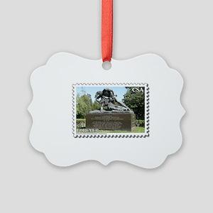 Kirkland Monument - Picture Ornament