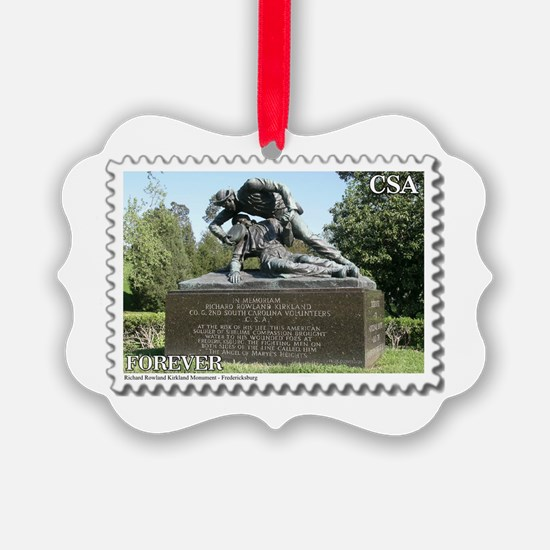 Kirkland Monument - Ornament