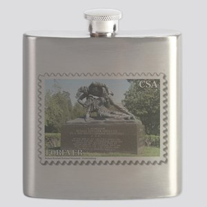 Kirkland Monument - Fredericksburg Flask