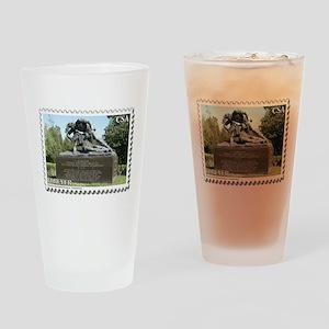 Kirkland Monument - Fredericksburg Drinking Glass