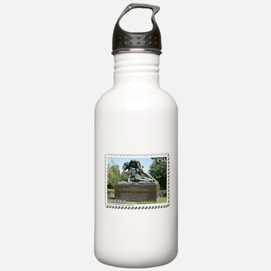 Kirkland Monument - Fredericksburg Water Bottle