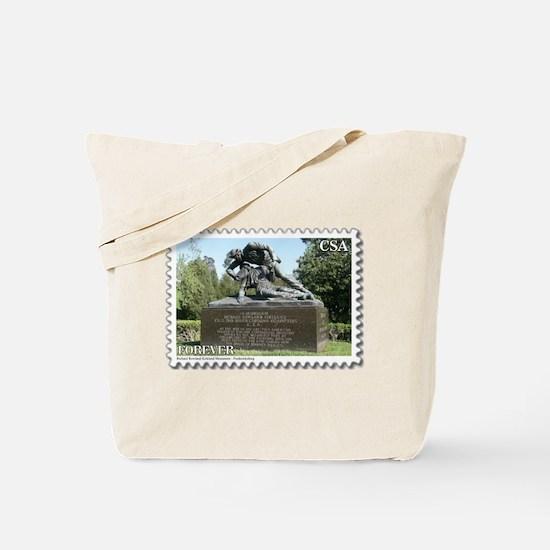 Kirkland Monument - Fredericksburg Tote Bag