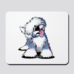 Curious OES Mousepad