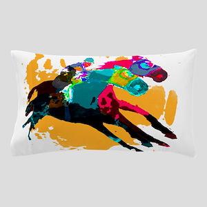 Horse Racing Pillow Case
