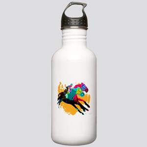 Horse Racing Water Bottle