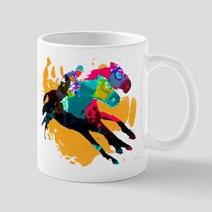Horse Racing Mugs