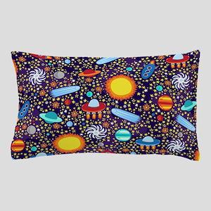 Crazy Cosmos Pillow Case
