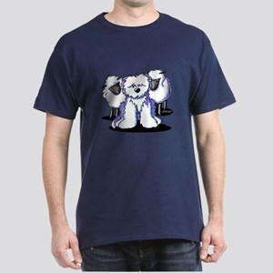OES Sheepies Dark T-Shirt