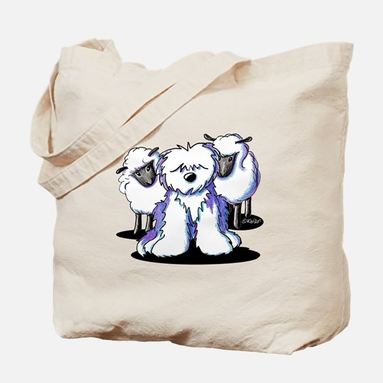 OES Sheepies Tote Bag