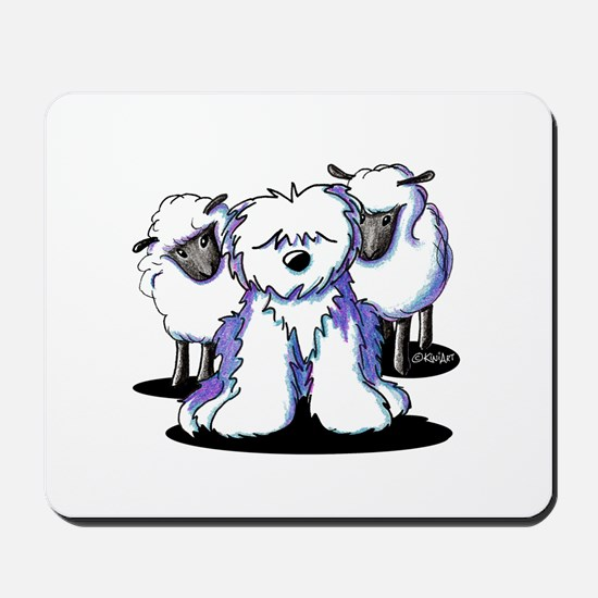 OES Sheepies Mousepad