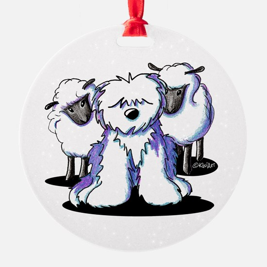 OES Sheepies Ornament
