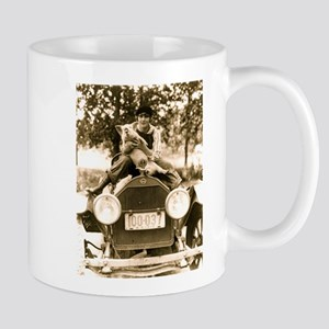 Silent Film Star Pe... Mugs