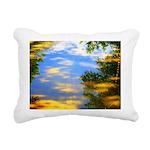 Fair weather Rectangular Canvas Pillow