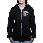 Fair weather Women's Zip Hoodie