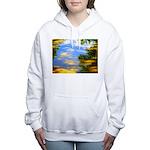 Fair weather Women's Hooded Sweatshirt