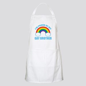 My Gay Brother Apron