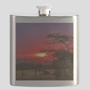 Tanzania 001 Flask