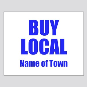 Buy Local Posters