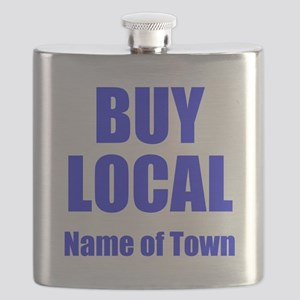 Buy Local Flask