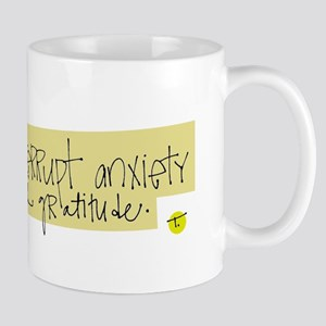 Try Gratitude Instead Mugs