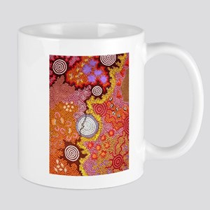 AUSTRALIAN ABORIGINAL ART 2 Mugs