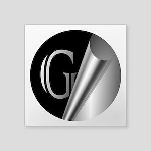 Steel Peel G Sticker