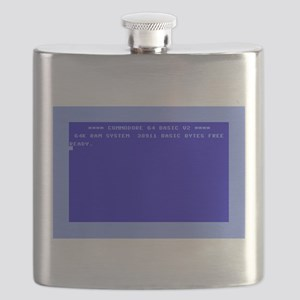 C64 Ready Flask
