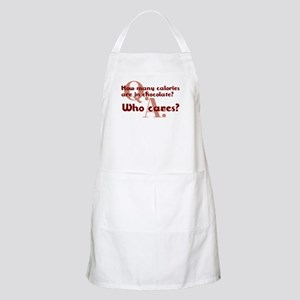 Calories In Chocolate BBQ Apron