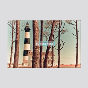 The Outer Banks. Mini Poster Print