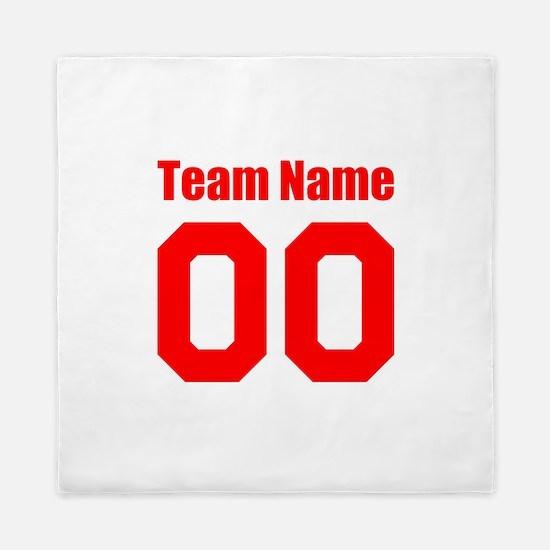 Team Queen Duvet