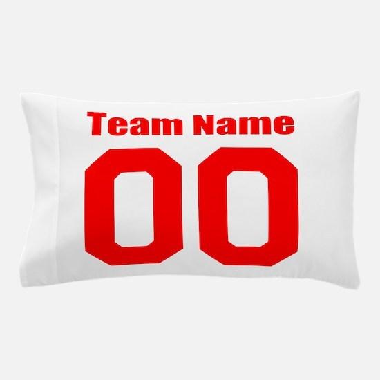 Team Pillow Case