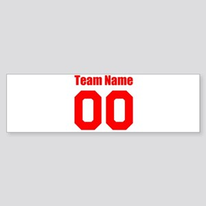 Team Bumper Sticker