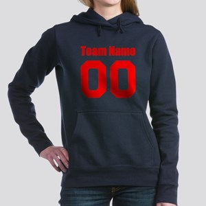 Team Women's Hooded Sweatshirt