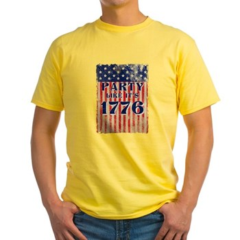 Party Like It's 1776 Light T-Shirt