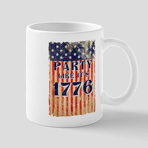 Party Like It's 1776 Mug