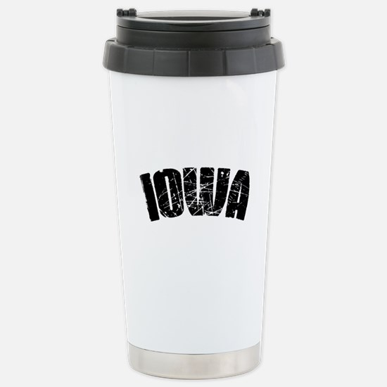 Iowa -01 Travel Mug
