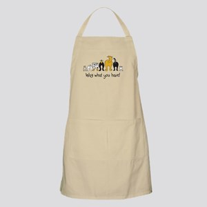 Wag What You Have Apron