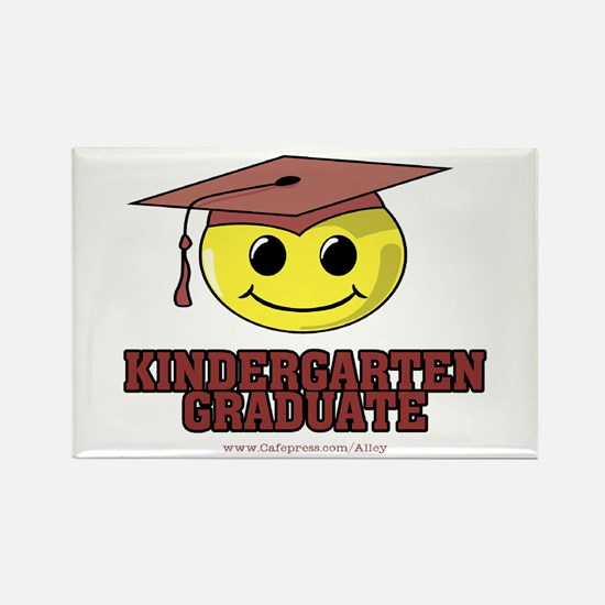 Kindergarten Graduate Rectangle Magnet (100 pack)