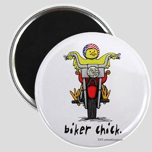 """Biker Chick Gear 2.25"""" Magnet (10 pack)"""