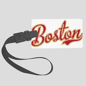 Boston Luggage Tag