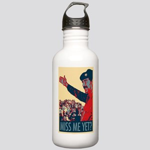 Saddam Miss Me Yet? Stainless Water Bottle 1.0L