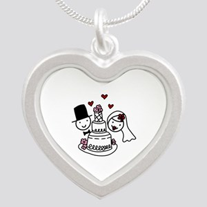 Just Married Necklaces