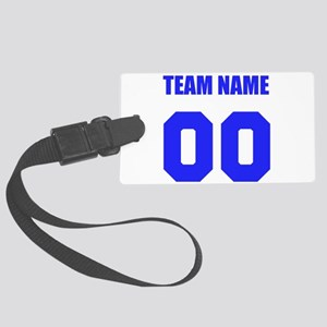 Team Luggage Tag