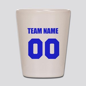 Team Shot Glass
