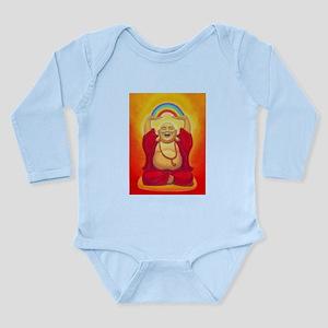 Big Happy Buddha Body Suit